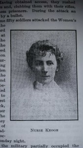 Nurse Margaret Keogh